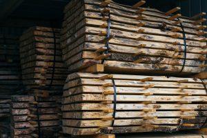 schrijnwerk verschillende houtsoorten