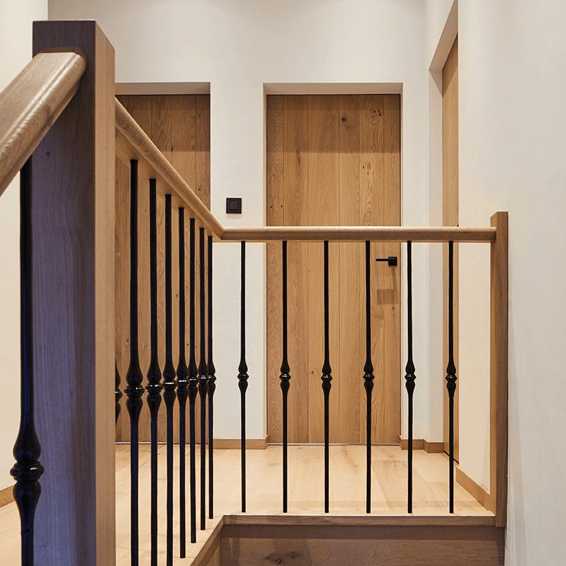 houten binnendeuren onderdeel van het geheel