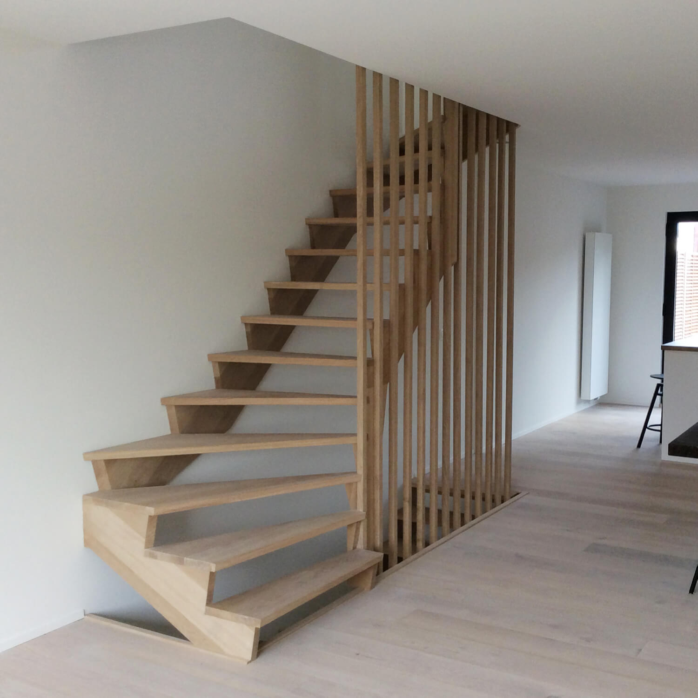 houten trap special